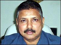 Manipur police chief AK Parashar