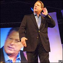 Al Gore.  Image: PA