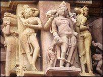 India's Khajuraho Temple