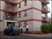 Ballymena murder
