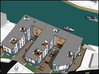 Saul's Wharf