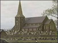 Drumcree church
