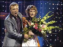 Graham Norton, Connie Fisher
