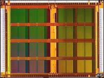 Freescale magnetoresistive random-access memory (Mram) chip