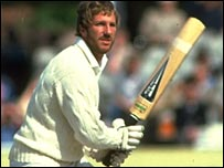Ian Botham at Headingley