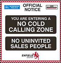 cold calling zone