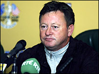 Europe captain Ian Woosnam
