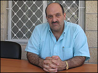 Sam Bahour, Palestinian-American businessman