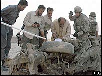 Suicide bomb in Kabul on 18 September 2006