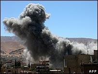 Baalbek explosion