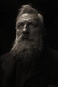 Portrait by Walter Henry Barnett � Hunterian Museum and Art Gallery, University of Glasgow