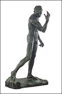 Pierre de Wissant, Monumental Nude, c. 1865  � Kunstmuseum, Winterthur