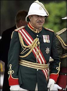 King Siaosi Tupou V