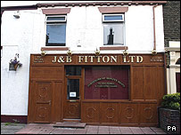 J and B Fitton Ltd in Shaw, Oldham