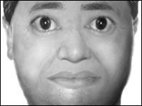 E-fit of man wanted over crash