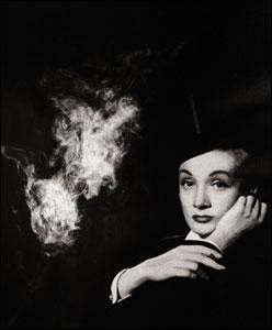 Marlene Dietrich (Photo: Snowdon)