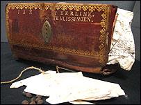 Jan Teerlink's notebook (from RBG Kew)