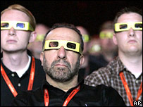 3D glasses (AP)