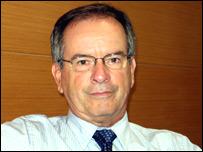 Ademerval Garcia, president of Abecitrus