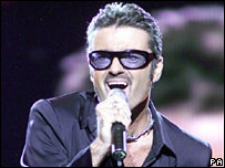 George Michael at Net Aid