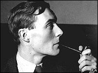Tony Benn in the 1950s