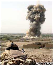 Nato operation in Helmand