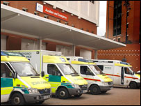 Leeds General Infirmary Accident and Emergency