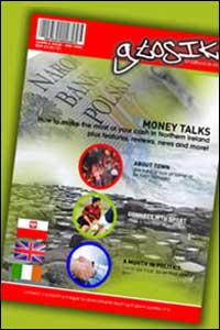 Glostik magazine