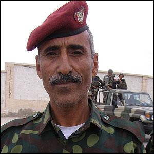 صالح الشاعر- جندي