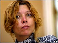 Turkish novelist Elif Shafak