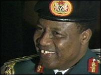 Former Nigerian military ruler Gen Ibrahim Badamasi Babangida