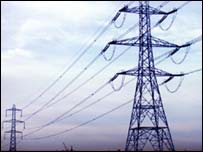Some electricity supplies have been affected