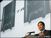 Sony boss