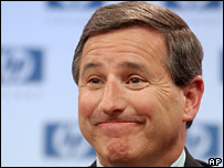 HP chief executive Mark Hurd