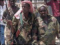 مسلحون في الصومال
