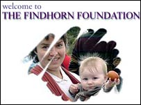 The Findhorn Foundation (Pic: The Findhorn Foundation website)
