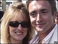Richard and Amanda Hammond