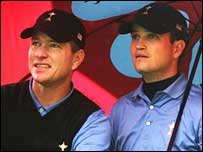 Scott Verplank and Zach Johnson