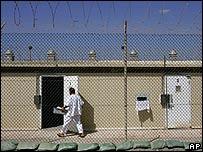 Campamento de prisioneros de Guantánamo
