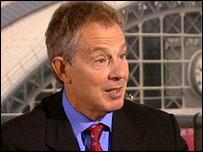 Prime Minister Blair