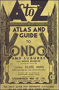 1936 A-Z edition