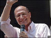 Geraldo Alckmin, del partido social demócrata