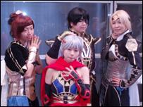 Japanese cosplay, BBC