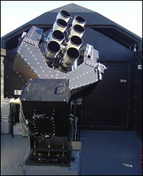 The SuperWasp telescope (SuperWasp)