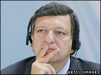 Jose Manuel Barroso. File photo