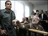 Hamas detainees