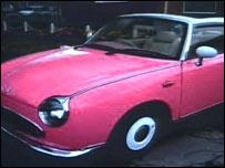 eBay car