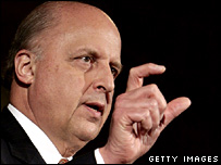 US Director of National Intelligence John Negroponte