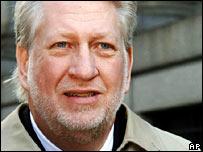 Former Worldcom boss Bernard Ebbers