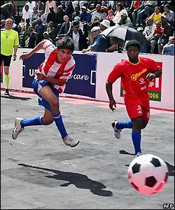 Spain v Paraguay